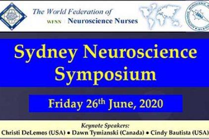 World Federation of Neuroscience Nurses & Events